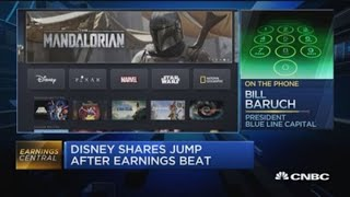 Baruch: Disney is laying the groundwork, the stock is a longer-term play
