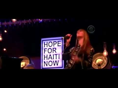 Beyonce - Halo feat. Chris Martin (Hope For Haiti) [HQ Audio].mp4