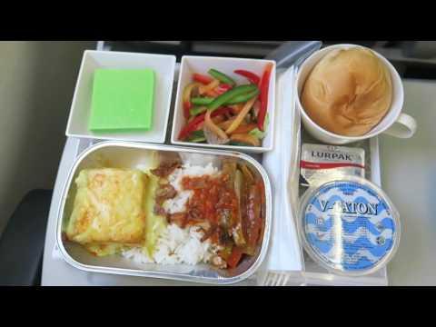 Royal Brunei Airlines Flight Experience: BI872 Kuala Lumpur to Bandar Seri Begawan