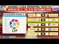 Jadwal Liga Spanyol Pekan 4   Sevilla vs Barcelona   Klasemen La Liga 2021 Terbaru   Live Bein Sport
