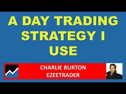 A Day Trading Strategy I use... Charlie Burton, Ezeetrader.com
