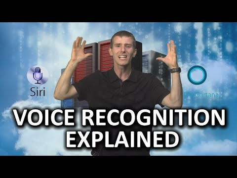 What is voice recognition (speaker recognition