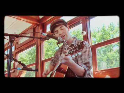 William Alexander on The Blues Tram 2017  #1