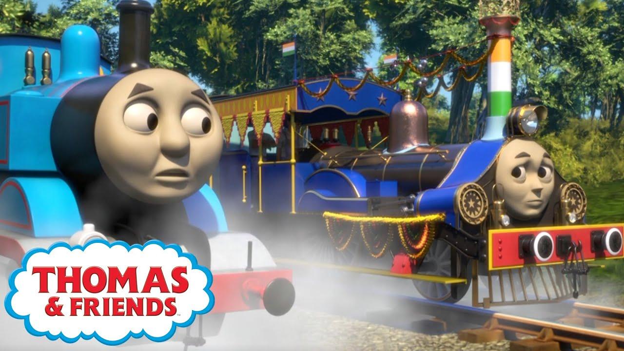 Thomas & Friends™ | Tiger Trouble | Thomas the Tank Engine | Kids Cartoon