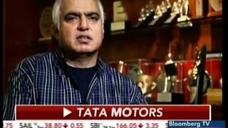 Haresh Moorjani, Executive CD, FCBUlka in conversation with Bloomberg