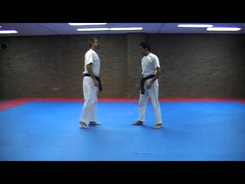 White Belt - Bhang Kwon Sul Bal 1 to 12