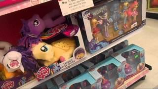 shopping for ponies 1 mlp fim g4 pony toys