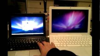 Booting macbuntu and snow leopard side by side