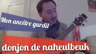 Mon ancêtre gurdil - Ukulele tutorial