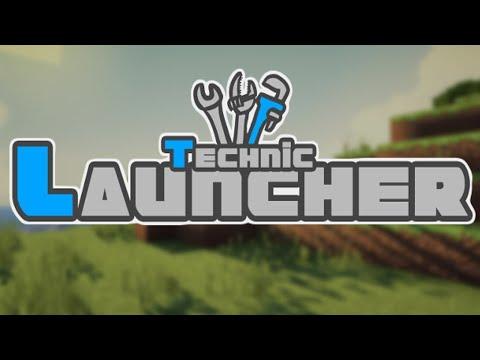 Technic Launcher Hack Phoenix tutorial - YouTube