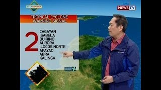 BT: Weather update as of 11:43 a.m. (October 30, 2018)
