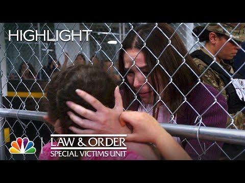 Benson and Jefferies Rescue Gabriela - Law & Order: SVU (Episode Highlight)