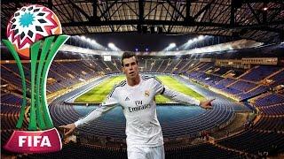 Real Madrid - Cruzeiro   Club International Cup Final   Pro Evolution Soccer 2015   1080p 60fps