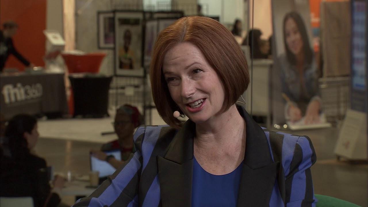 Face to Face with Hon. Julia Gillard ...