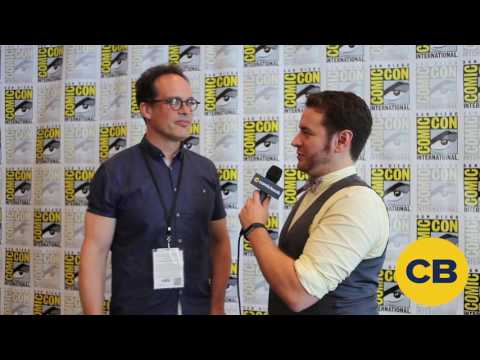 Diedrich Bader, Voice of Booster Gold in Justice League Action