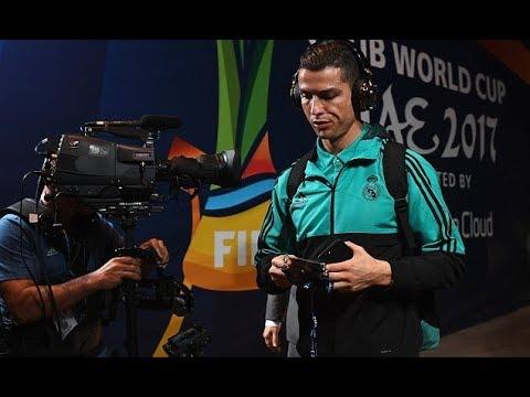 Real Madrid vs Al Jazira LIVE Club World Cup Semi Finals