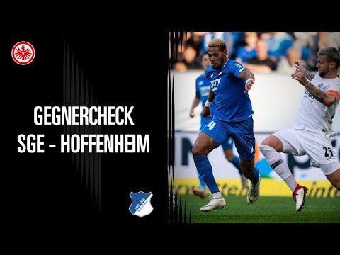 Gegnercheck | Eintracht Frankfurt - TSG Hoffenheim