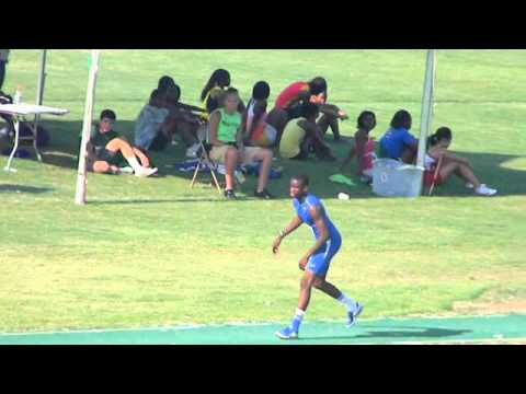 Jarrion Lawson Track Highlights