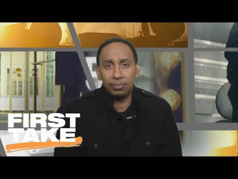 Stephen A. Smith: NFL Needs To Get Aldon Smith Help | First Take