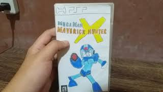 Mega Man Maverick Hunter X Unboxing