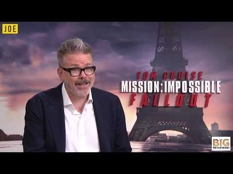 """That is CRAZY!"" - Christopher McQuarrie on the best Mission: Impossible stunt"