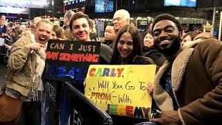 'Frozen' Stars Help Teen Fan With Promposal