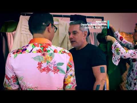 DESAFIO BRASIL FASHION - Estreia quinta, 14 de setembro no Lifetime