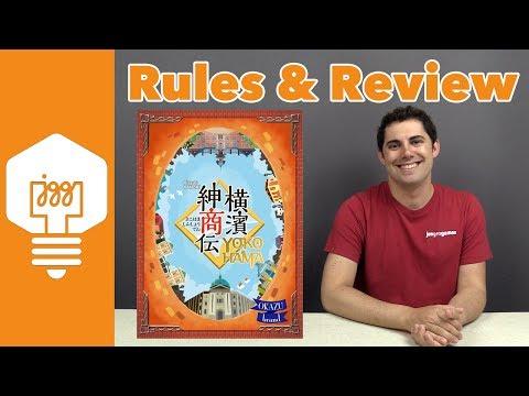 Yokohama Review - JonGetsGames