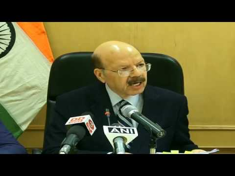 Press Conference by Election Commission of India on Presidential Election