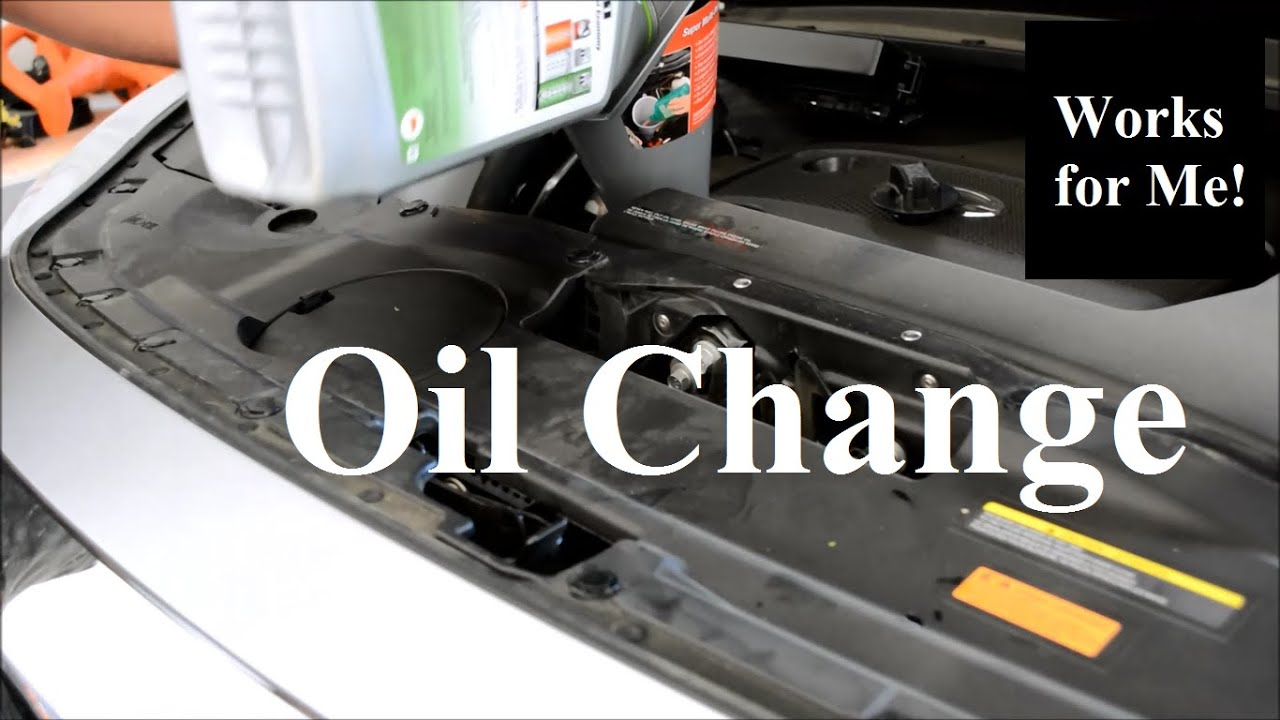 2015 infiniti qx60 oil type