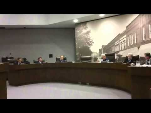 Hickory (NC) City Council - November 5, 2013