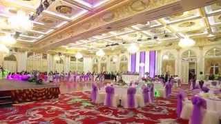 Впервые в Шымкенте свадьба в Rixos Khadisha
