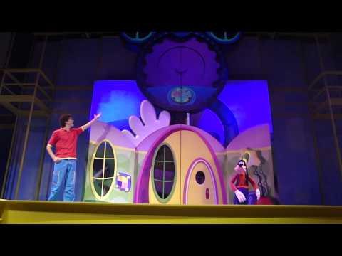 Playhouse Disney promo - 5 Days A Week (2003) | Doovi