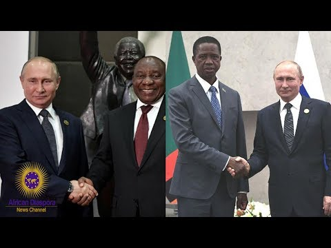 Russia Is Vying To Offer African Countries An Alternative To The US & China