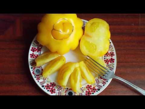 "Сорт томата ""Американский ребристый жёлтый"""