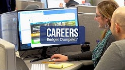 Budget Dumpster Careers and Culture