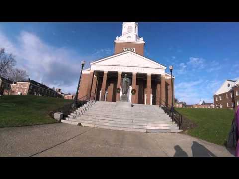 Come Tour West Virginia Wesleyan College