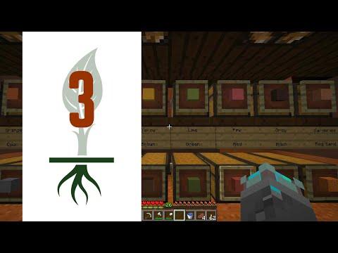 Big Base Updates - Bare Roots Server S1 E3 - Minecraft SMP