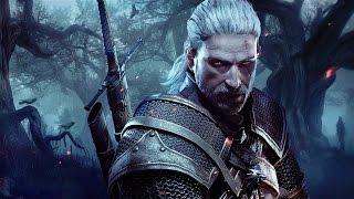 Witcher 3. Ведьмак 3 - Первая встреча с дикой охотой.