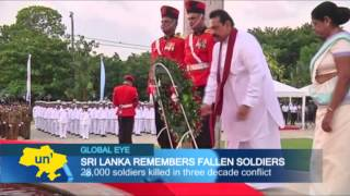 Sri Lanka Mourns Civil War Dead: Five years on since end of conflict with Tamil Tiger rebels