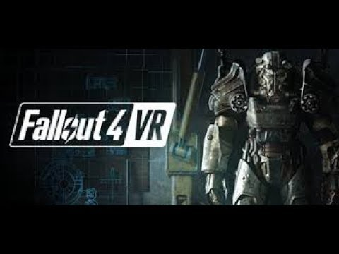 Fallout 4 VR Gameplay part 3