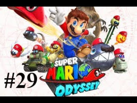 Super Mario Odyssey #29 Abrechnung mit dem Vogel auf dem Vulkan
