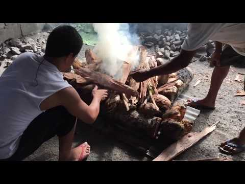 How to make a Samoan Umu...