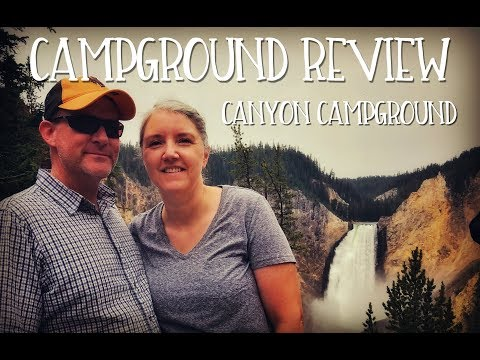 Canyon Campground in Yellowstone  |   Campground Review