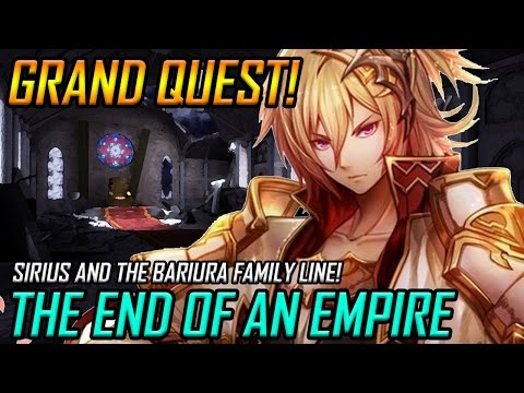 The End of an Empire! Sirius's Grand Quest 100% Completion