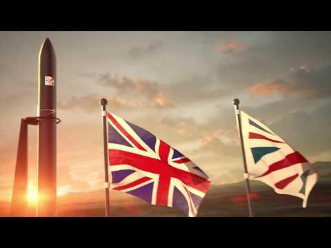 UK SPACEPORT Unveiled by UK Space Agency (UKSA)