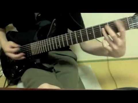 Liquid Tension Experiment -Universal mind guitar cover
