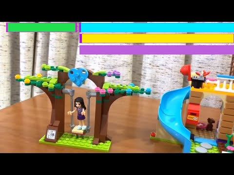 LEGO Friends friendship house | Lego friends | Play with Legos | Lego 41340 | Lego Build