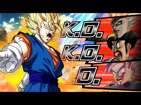 TRIPLE KO! Dragon Ball Xenoverse 2 |