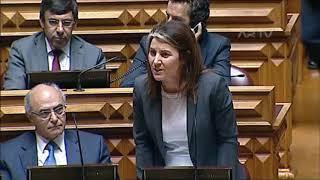 Emília Cerqueira questiona deputado do BE